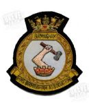 BIRMINGHAM - Blazer Badge~OFFICIALLY LICENCED PRODUCT